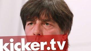 Löw erklärt Jonathan Tah Nominierung - kicker.tv