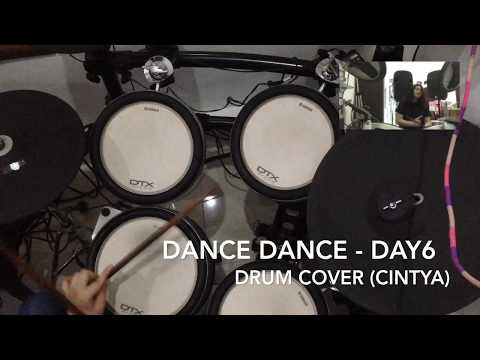 DAY6 - Dance Dance DRUM COVER (CINTYA)