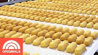 How Twinkies Are Really Made | The Follow | TODAY