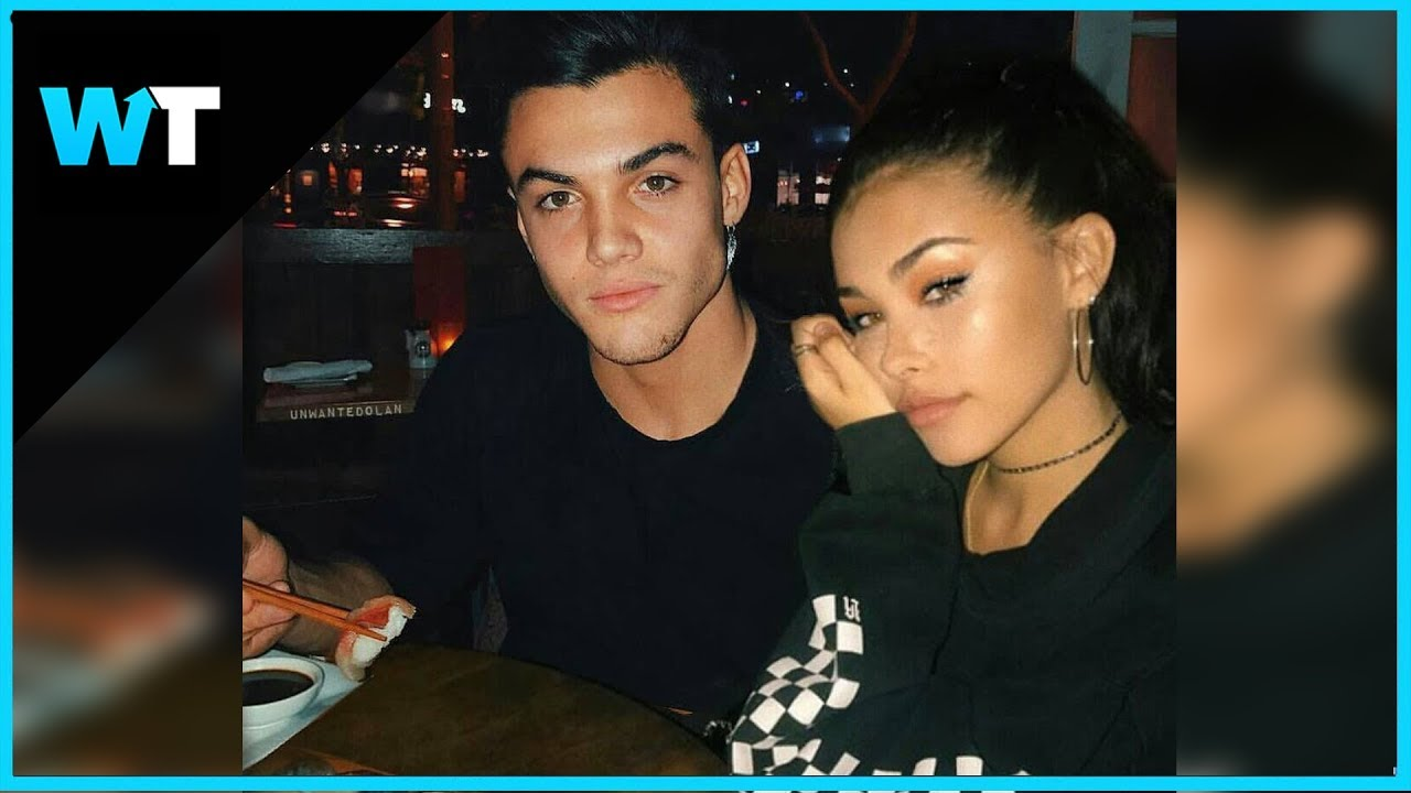 Grayson Dolan And Madison Beer