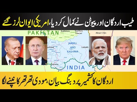 Tayyip Erdogan and Putin Take Historic Decision II Russia II Turkey II India II Modi
