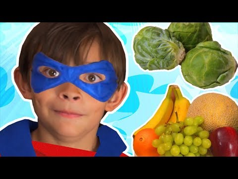 Johny Johny Yes Papa | Eat Healthy Foods | Fruits and Vegetables