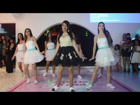 Larissa 15 Anos  Coreografia Gibson Moraes