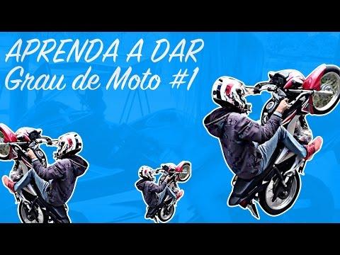 APRENDA DAR GRAU DE MOTO PARTE 1  (PUXOU, CORTOU E RASPOU)