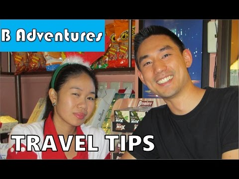 Travel Tips: SE Asia, Drugs, Water, Scams, Ep1