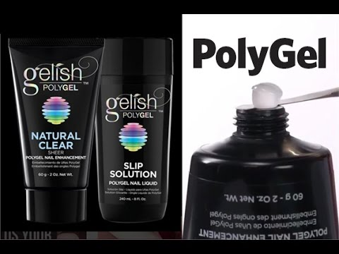 How to Use Gelish PolyGel