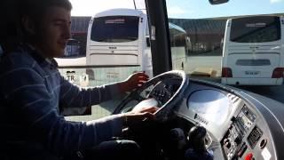'Rotasız Genç Kaptan'  Travego... Eskişehir