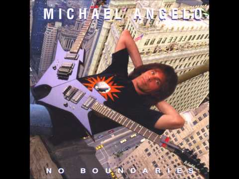 Michael Angelo Batio - No Boundaries (Studio)