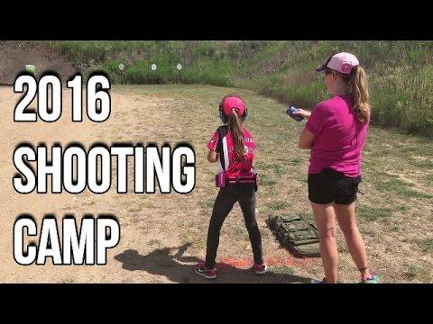 Gun Shooting Camp 2016 Youtube