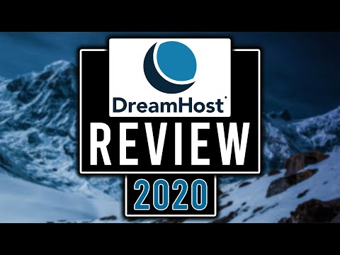 DreamHost Review 2020 | Pros and Cons of DreamHost Web Hosting [Watch Before You Join]