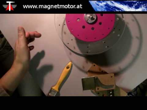 On the Way to the MAGNETMOTOR - MDS#08d