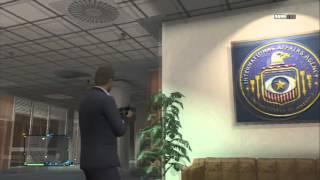 ПРОБИРАЕМСЯ В ОФИС ФБР- GTA 5 ONLINE