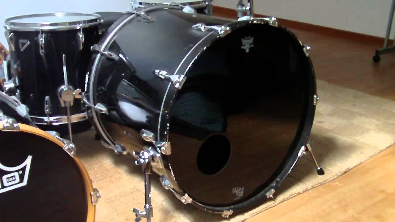 bass drum comparison study drummers against itk youtube. Black Bedroom Furniture Sets. Home Design Ideas