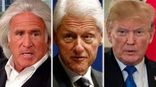 Massi  Bill Clinton's criticism of Trump is 'out of line'