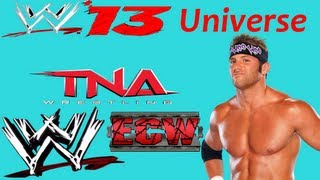Gambar cover WWE 13 Universe | WWE-ECW-TNA | Week 13 | Hey Universe, GO F#$K YOURSELF