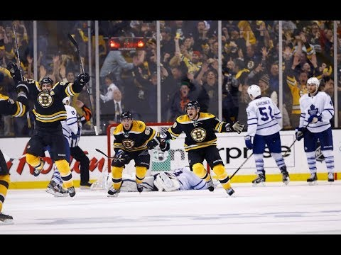 The Comeback: The Boston Bruins Unbelieveable Comeback vs. The Toronto Maple Leafs