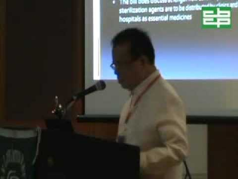 "Sen. Franciso 'Kit' Tatad @ National ""Philippines for Life Congress"" Cebu City"