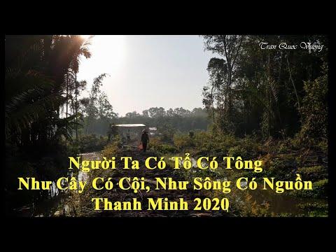 Thanh Minh Viếng Cúng Ông Bà Tổ Tiên   Thanh Minh 2020   Trần Quốc Vương