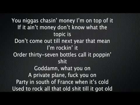 Wiz Khalifa ft. 2 Chainz - It's nothin'  LYRICS