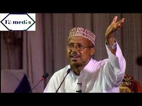 Sh mustafe haji Ismail Waqtiga 2020