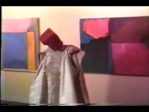 """Ani Villanueva: """"Cuadro movil"""" (1982)"""