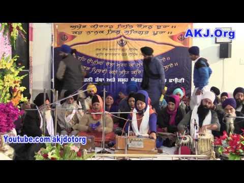 003 Ferozepur Samagam 9 10Jan2016 Reansabaayee Bibi Joitysarup Kaur Jee Mohali
