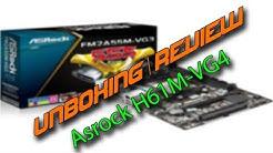 UNBOXING / REVIEW | Asrock H61M-VG4 | Exfork | Hardware