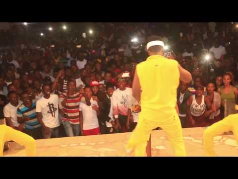 Rayvanny live performance in Dodoma Royal Village part 2