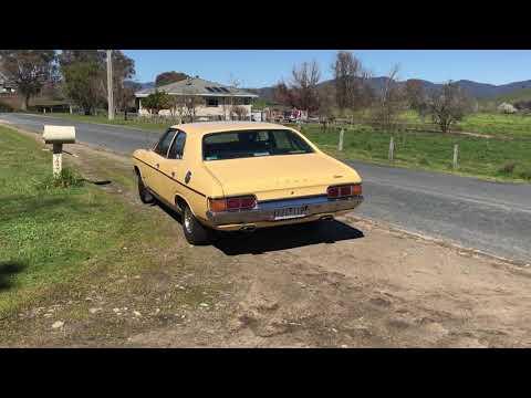 XB Ford Falcon V8
