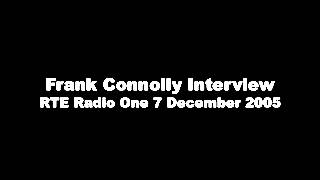 Frank Connolly 1: Interviewed by Sean O
