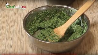 Начинка рикотта и шпинат для равиоли пельмени. Как приготовить итальянские пельмени равиоли, тесто.