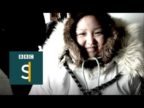 Whale hunters of Alaska - BBC Stories