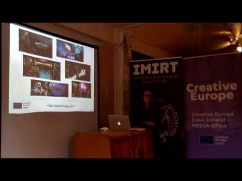 The Creative Europe Video Game Development Funding Scheme 2017: Orla Clancy