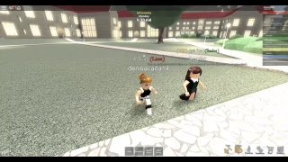 first day of school-roblox