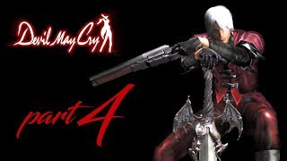 Devil May Cry HD Walkthrough Part 4 No Commentary