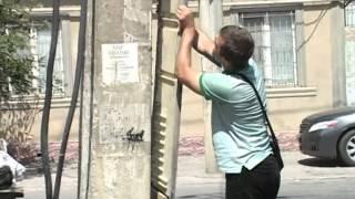 Администрация города призывает самим убрать свои рекламные щиты. ТВ-Махачкала