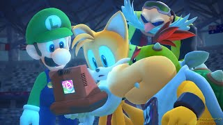 Mario & Sonic at the Olympic Games Tokyo 2020 - Story Mode Walkthrough Part 2
