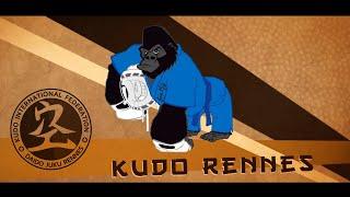 KUDO RENNES ! Osu !!