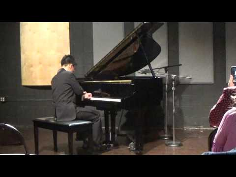 EPSMF 2018 Competition for Young Musicians with Interview ~ Vincent Yang