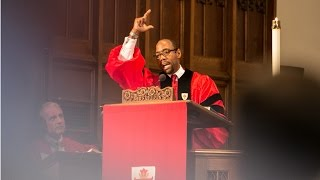 Cornell William Brooks: 2015 Baccalaureate Address