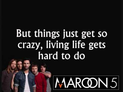 Maroon 5 -  Sunday Morning Lyrics