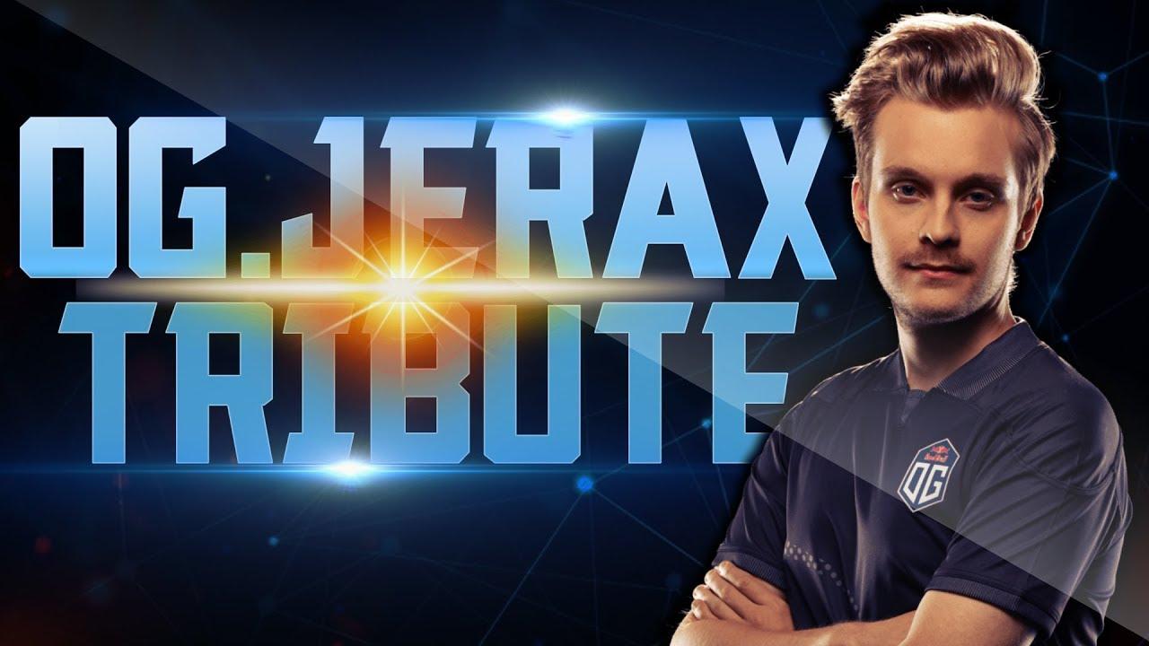 OG.JerAx Tribute Movie – Best Plays Dota 2