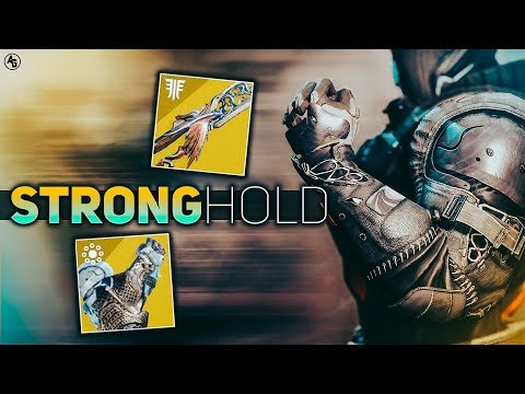 Destiny 2 | Stronghold Exotic (Titan Exotic Gauntlets) Season of the Drifter thumbnail