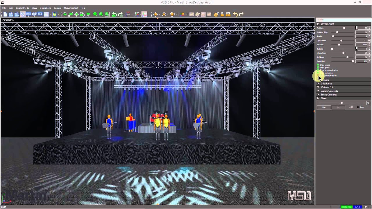 Download Martin Show Designer Software