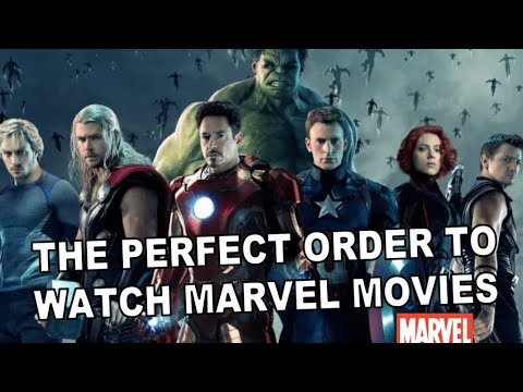 EVERY MARVEL MOVIE TIMELINE IN CHRONOLOGICAL ORDER