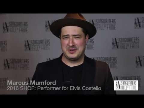SHOF Talk: Marcus Mumford