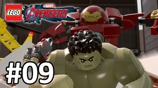 #09 樂高:復仇者聯盟 ( LEGO:Marvel Avengers )