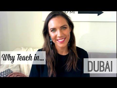 Why Teach in Dubai | Teach Me Vogue