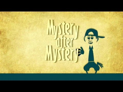 Sigla MYSTERY AFTER MYSTERY - musica di ENRICO SABENA