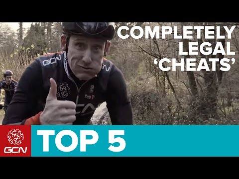 5 Legal 'Cheats' To Help You To Cycle Faster